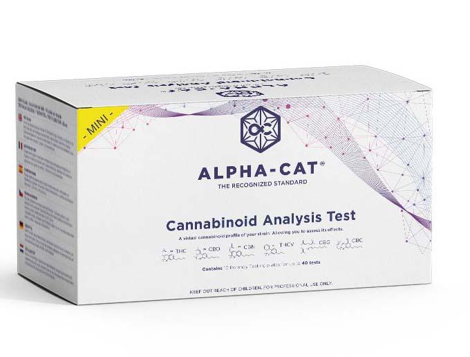 Alphacat mini test kit